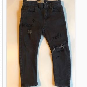 Zara boy pants